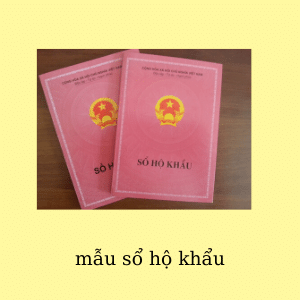 Dịch Vụ Làm Sổ Hộ Khẩu Hà Nội Tại Nhà Lấy Nhanh Trong Ngày
